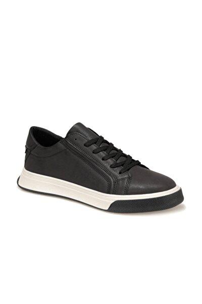 9104 1FX Siyah Erkek Kalın Tabanlı Sneaker 100909439
