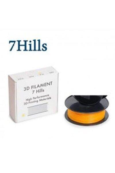 7 Hills 1.75mm Pla Max Sarı Filament