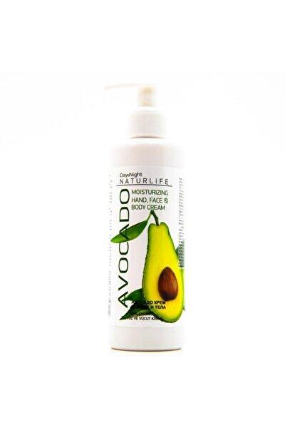 Avokado Özlü El Yüz Ve Vücut Kremi 250 ml