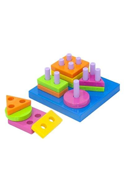 Geometrik Şekiller Bulmaca