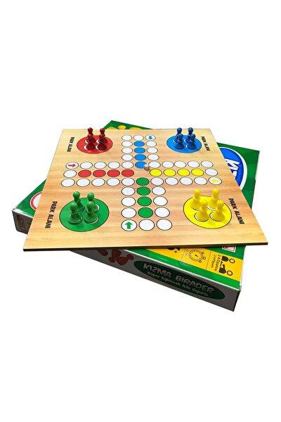 Ahşap Kızma Birader Kutu Oyunu