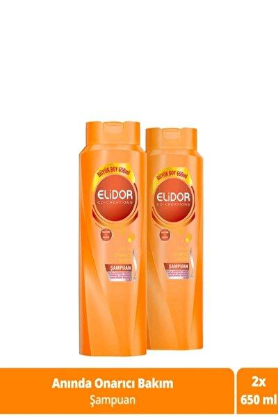 Anında Onarıcı Bakım Saç Bakım Şampuanı 650 Ml X 2 Adet