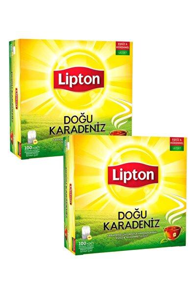 Doğu Karadeniz Bardak Poşet Çay 100'lü X 2 Adet
