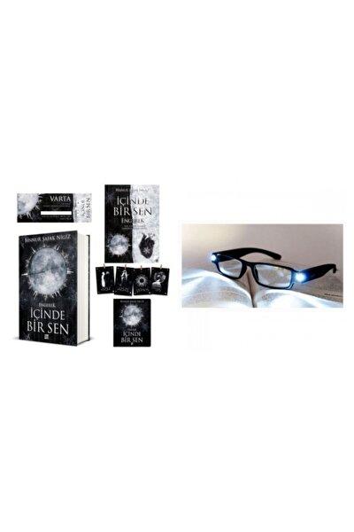 Içinde Bir Sen 1 - Engerek(karton Kapak) Binnur Şafak Nigiz+okuma Gözlüğü