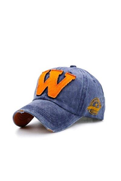 W Yazılı Şapka