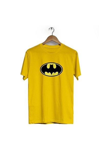 Batman Bisiklet Yaka Kısa Kol Tişört