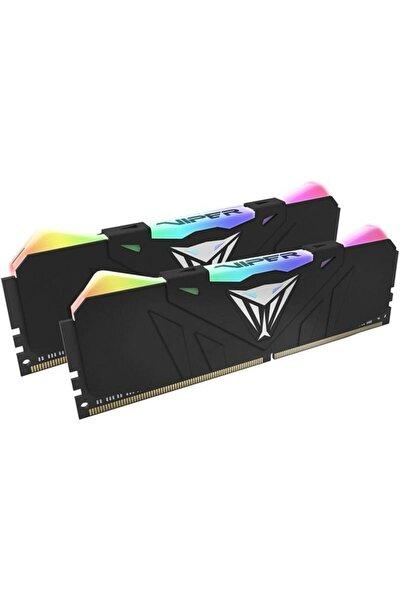 Patrıot Pvr416g320c6k 16gb (8gbx2) 3200mhz Ddr4 Vıper Dual Rgb Black Gaming Masaüstü Ram