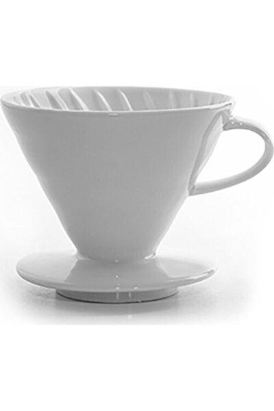 Porselen Kahve Demleme V60 02