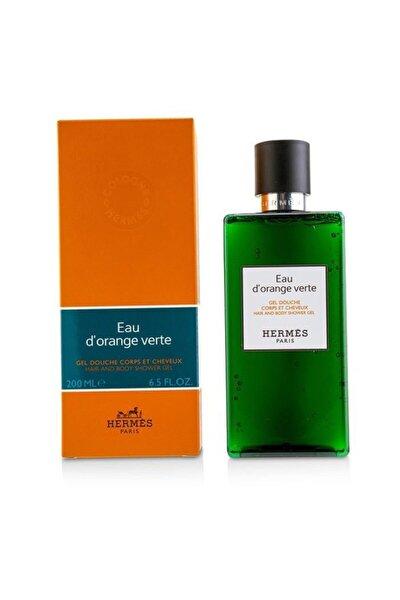Eau D'orange Verte Saç Ve Vücut Duş Jeli 200ml