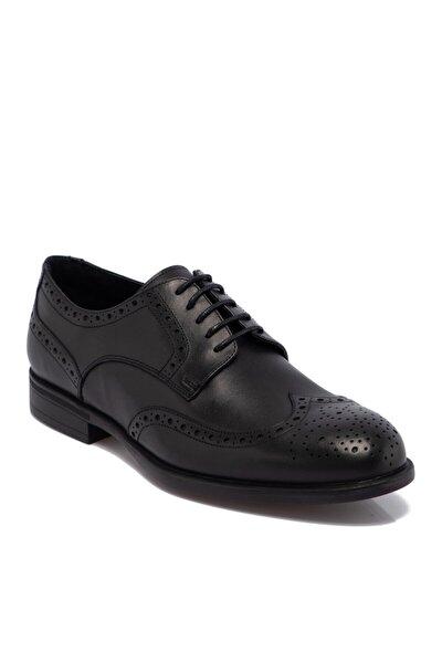 Siyah Deri Erkek Ayakkabı 55071a43