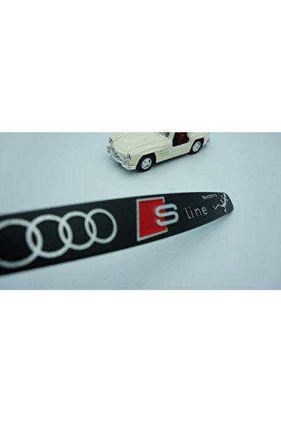 Audi S Line Bagaj Metal Yazı Amblem Logo 2020 Style