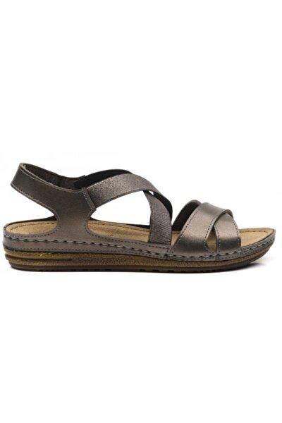 Kadın Bej Sandalet 140741