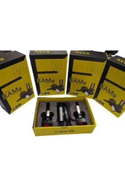 Bam9 H4 Mini Led Xenon 10800lm Cbam9-h4