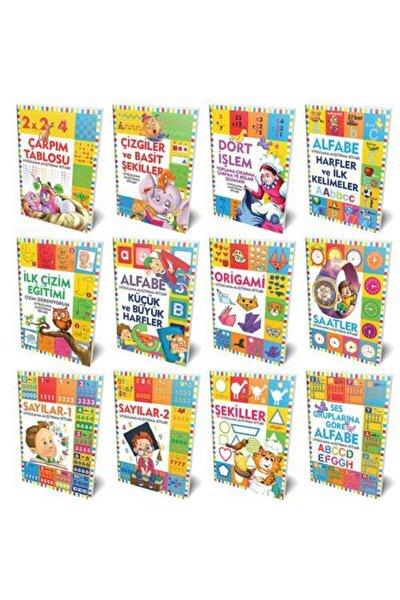 Etkinlik Kitapları 12 Kitap
