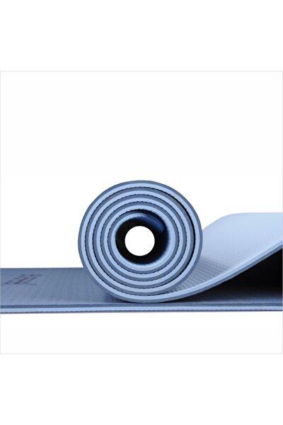 6mm Profesyonel Yoga Mat & Pilates Ve Egzersiz Minderi