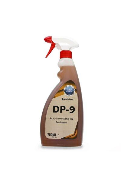 Fırın Ocak Mangal Aspiratör Davlumbaz Yağ Temizleyici 750 ml