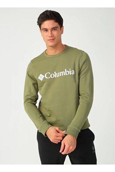 Cs0091 M Columbıa Logo Sweatshırt