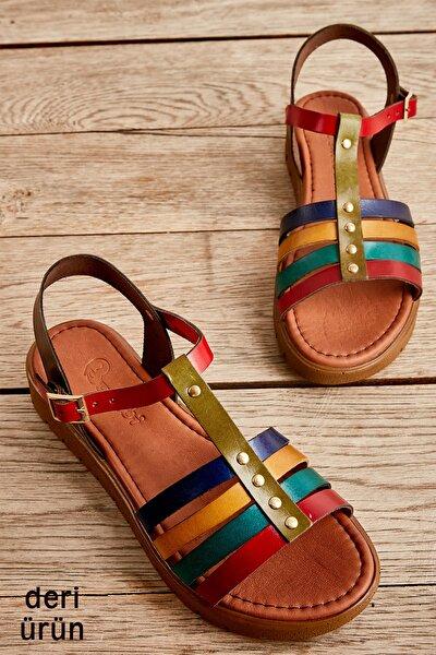 Multı Kadın Sandalet L0529030703