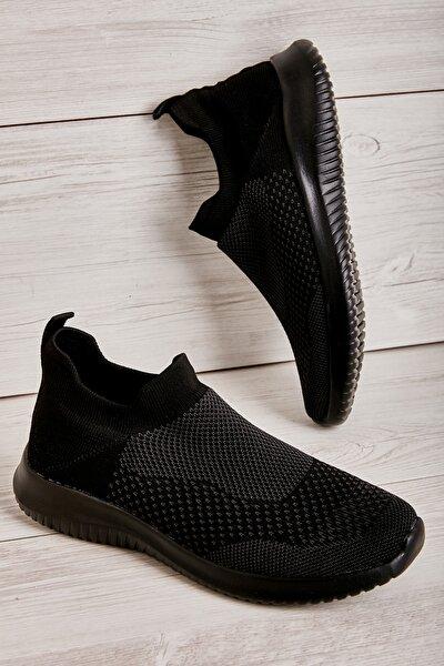 Siyah Kadın Sneaker L0816016682