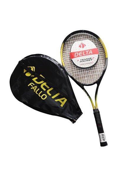 Siyah Fallo 27 Inç Çantalı Kort Tenis Raketi