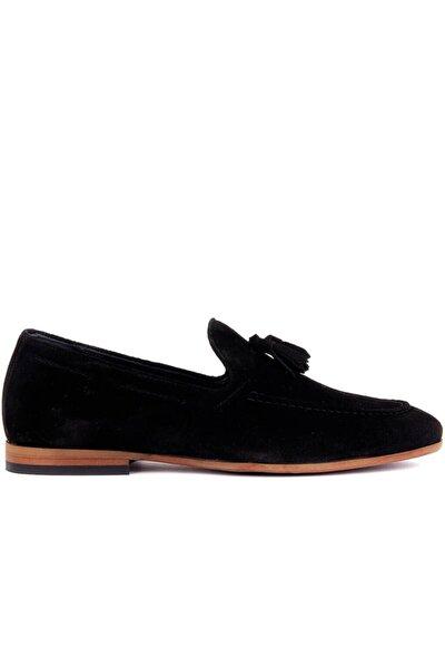 - Siyah Süet Erkek Ayakkabı