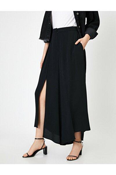 Yirtmaç Detayli Pantolon
