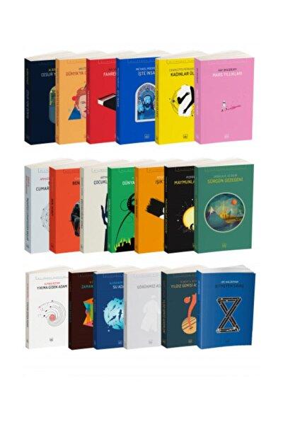Bilimkurgu Klasikleri 19 Kitap Takım
