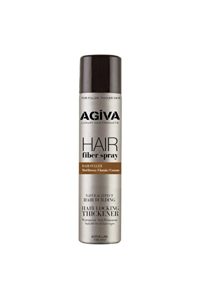 Hair Fiber Spray Saç Dolgunlaştırıcı Sprey Kahverengi 150ml