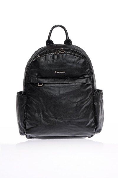 Brc1820-0001 Siyah Kadın Sırt Çantası