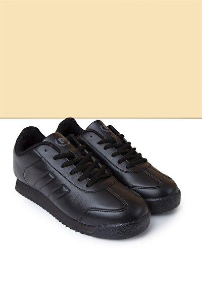 PC-30488 Siyah Erkek Spor Ayakkabı