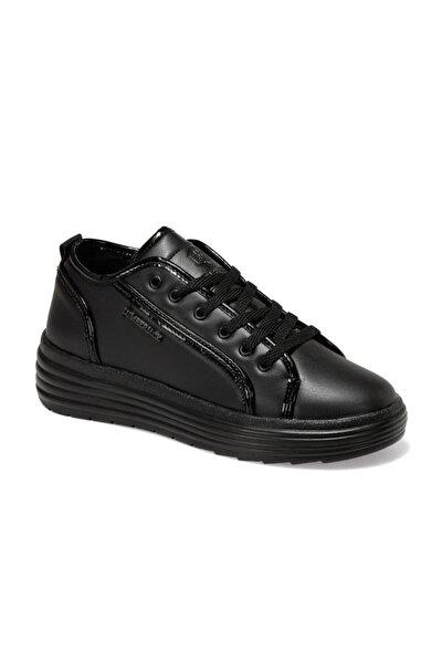 Bellero Siyah Kadın Sneaker Ayakkabı