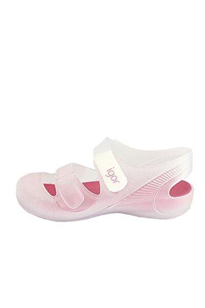 Kız Çocuk Pembe Sandalet Bondi