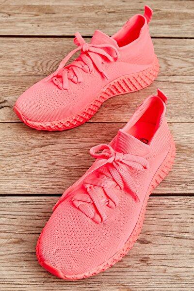 Fuşya Kadın Sneaker L0816048882