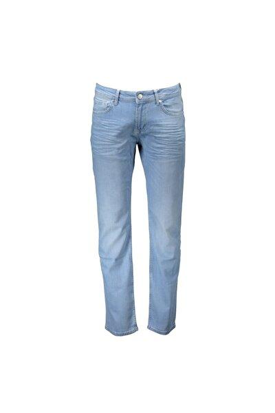 Açık Mavi Erkek Açık Mavi Spor Regular Denim Pantolon