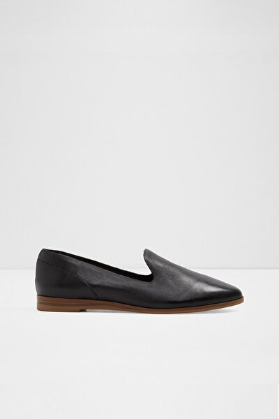 Rıbrylla - Siyah Kadın Loafer
