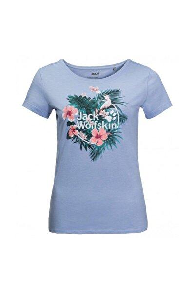 Tropical Tee Kadın T-shirt - 1806611-1011