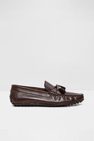 Freınıa-tr - Kahve Erkek Loafer Ayakkabı