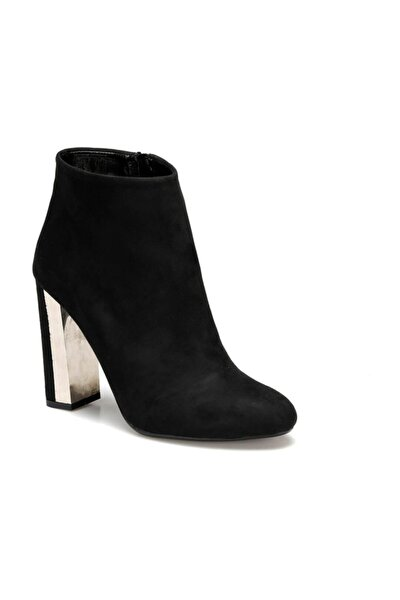 BURGOS Siyah Kadın Topuklu Bot 100523305