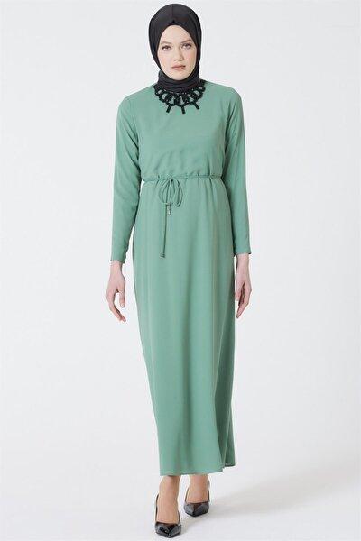 Elbise 19ya9705 Yeşil