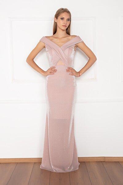 Mona 13155 Simli Elbise Elbise