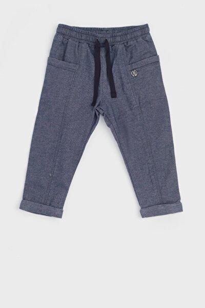 Erkek Bebek Lacivert Pantolon