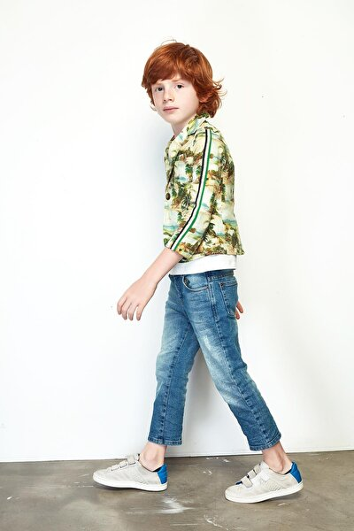 Erkek Çocuk Jean Pantolon 19ss1nb3211