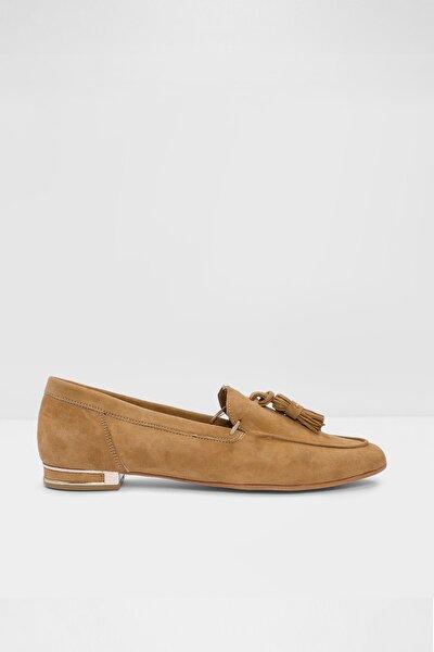 Roosen-tr - Taba Kadın Loafer Ayakkabı