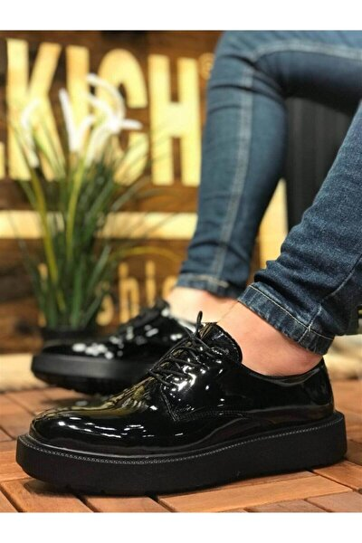 Ch001 St Rugan Erkek Ayakkabı Siyah