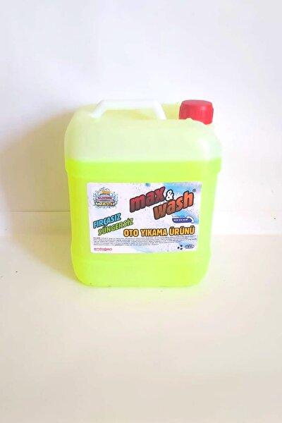 5kg Cilalı Oto Şampuanı-cilalı Oto Yıkama Köpüğü 1/60 Oran + Sünger Hediyeli