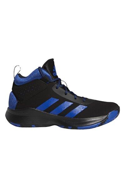 Unisex Siyah Mavi Spor Ayakkabı Cross Em Up 5 (Gs)
