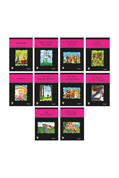 Dorlion Ingilizce Hikayeler Seviye-1 10 Kitap