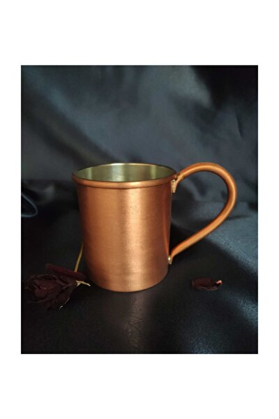 Cup Bardak Bakır - 1 Adet