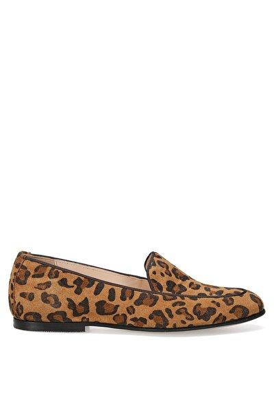 GARME Taba Kadın Loafer Ayakkabı 100481286