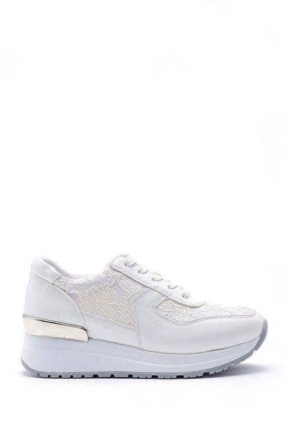 Kadın Işleme Detaylı Sneaker